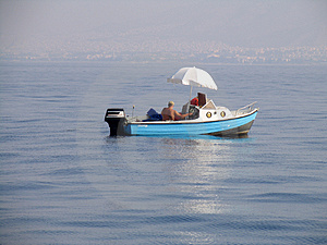 Pêche Image stock