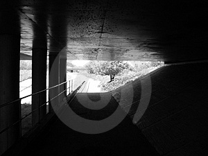 Underpass Stock Photo