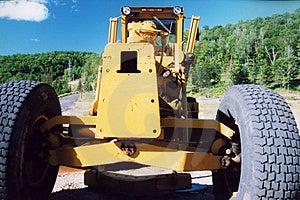 Grote machine Royalty-vrije Stock Foto