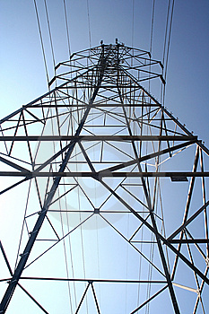 High Voltage Tower Free Stock Photos