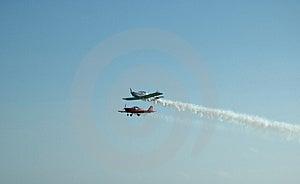 Plane3 Stock Photo