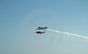 Plane3 Arkivfoto