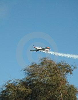 Plane1 Royaltyfria Bilder