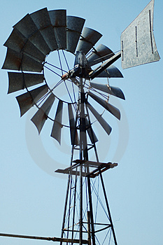 Windmill Free Stock Image