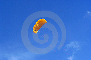 Parachute2 Royalty Free Stock Photography