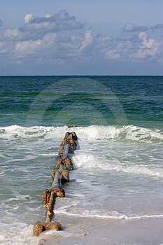 Ocean View Free Stock Image