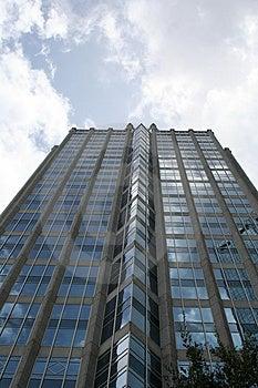 Здание города Стоковое Фото