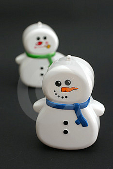 Stock Images: Snowmen Toys Picture. Image: 237724