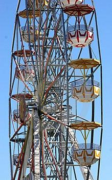 Ferriswheel Foto de Stock Royalty Free