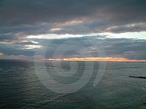 Sonnenuntergang 2 Stockfotos