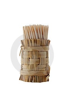 Toothpicks Royalty Free Stock Photos - Image: 2300078