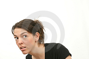 Young Woman Stock Image - Image: 2302371