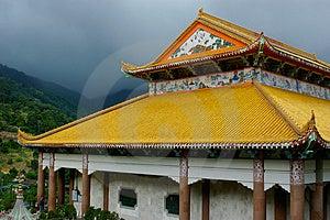 Ritual Buddah Stupa On Penang Stock Images - Image: 2307384