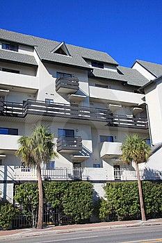 Apartment Beside The Beach Stock Photo - Image: 23016840