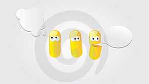 Pills Medicine Royalty Free Stock Photo - Image: 23018905