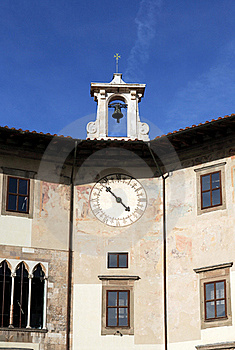 Clock Tower Royalty Free Stock Images - Image: 23021829