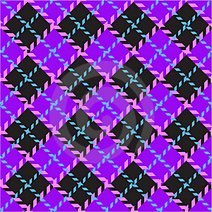 Plaid Pattern Stock Photography - Image: 23032092