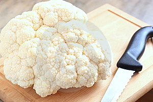Cauliflower Royalty Free Stock Image - Image: 23033496