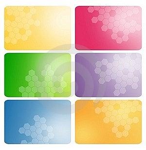 Set Of Shiny Backgrounds Royalty Free Stock Images - Image: 23044649