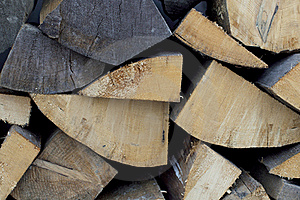 Fire Wood Stock Photos - Image: 23049273