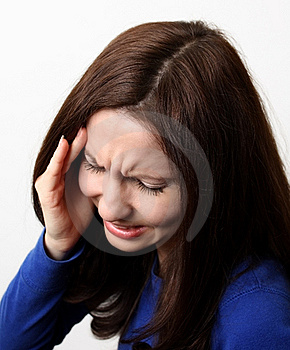 Strong Headache Royalty Free Stock Photo - Image: 23051065