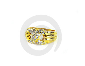 Diamond Ring Royalty Free Stock Photo - Image: 23051735