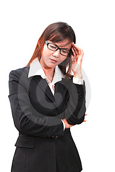 Lost In Thought Royalty Free Stock Photography - Image: 23052837