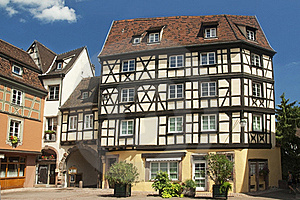 Colmar ,France Royalty Free Stock Images - Image: 23059919