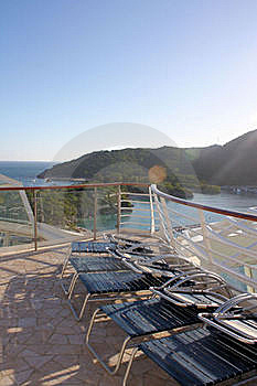 Labadee Haiti Off A Cruise Ship Stock Image - Image: 23063931