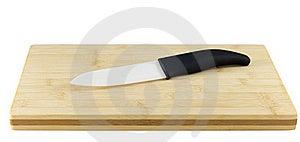 Ceramic Knife Royalty Free Stock Photos - Image: 23070758