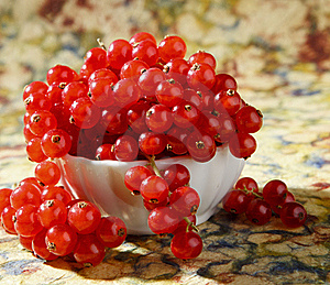 Fresh Red Currants Royalty Free Stock Photos - Image: 23076558