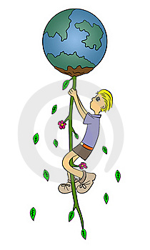 Mother Earth Royalty Free Stock Images - Image: 23081239