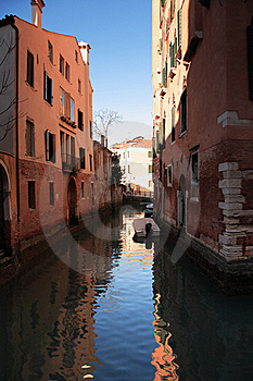 Everyday Venice Royalty Free Stock Photography - Image: 23083137
