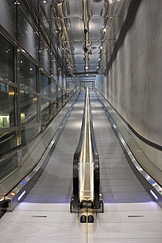 Corporate Escalator Royalty Free Stock Photos - Image: 23092048