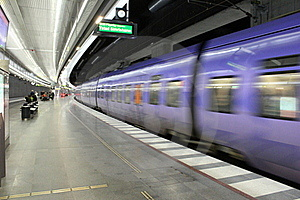 High Speed Train Royalty Free Stock Photos - Image: 23092398