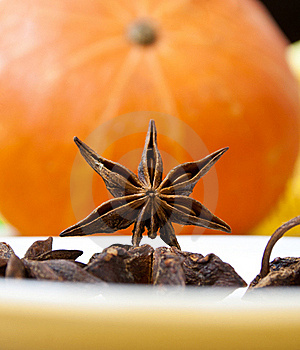 Star Anise Royalty Free Stock Images - Image: 23093129
