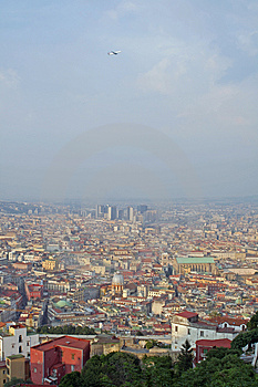 View Over Naples, Italy Royalty Free Stock Photo - Image: 2313575
