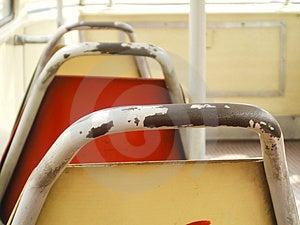 Tramway Interior Royalty Free Stock Images - Image: 2315739