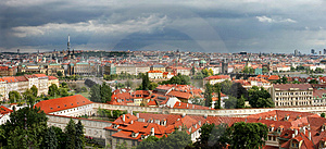 Red Roofs #2. Royalty Free Stock Image - Image: 2318536