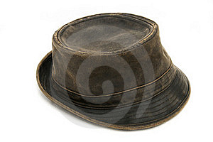 Men's Hat Royalty Free Stock Photo - Image: 23100375