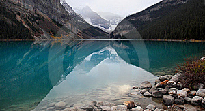 Lake Louise Stock Photo - Image: 23104520