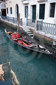Venetian Gondola Royalty Free Stock Images - Image: 23105549