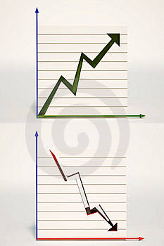 3D Graphics Financial Stock Photography - Image: 23109472