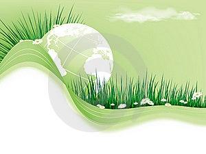 Environmental Vector Concept. Eps10 Royalty Free Stock Photos - Image: 23110628