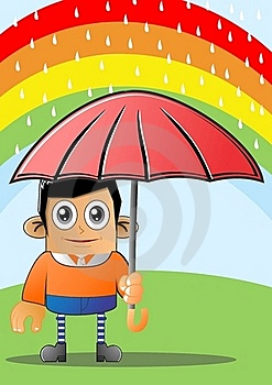 Use Umbrellas Royalty Free Stock Images - Image: 23113819
