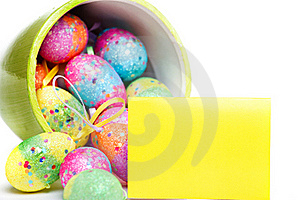 Easter Decoration Stock Images - Image: 23132904