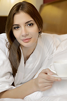 Portrait Beutyful Girl Royalty Free Stock Photo - Image: 23139185