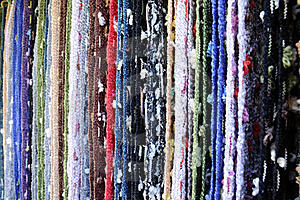 Cotton Scarves Stock Photography - Image: 23143962