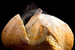 Fresh Baked Bread Stock Photo - Image: 23146440