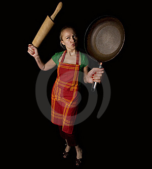 Desperate Housewife Stock Photo - Image: 23153450